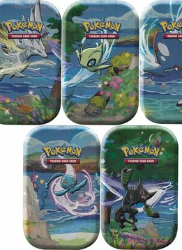 Pokemon Shining Fates Mini Tin