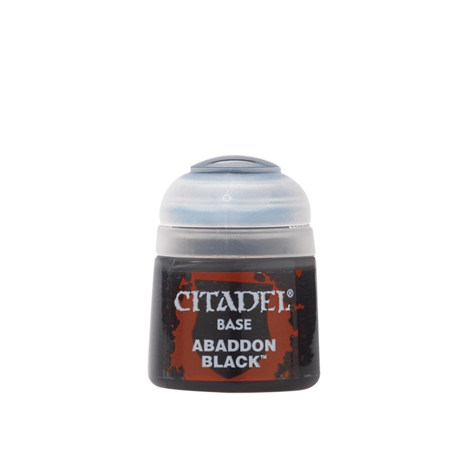 Abaddon Black (Base 12ml)