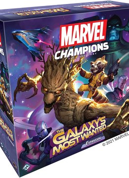 Marvel Champions: Galaxy's Most Wanted Hero Pack (EN)