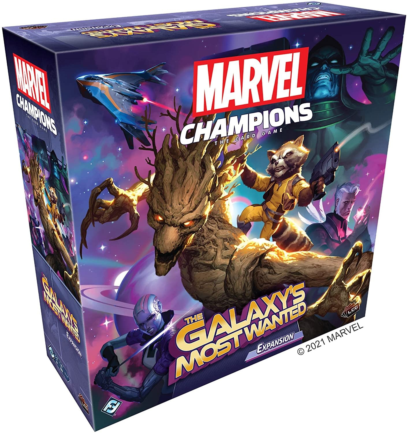 Marvel Champions: Galaxy's Most Wanted (EN)