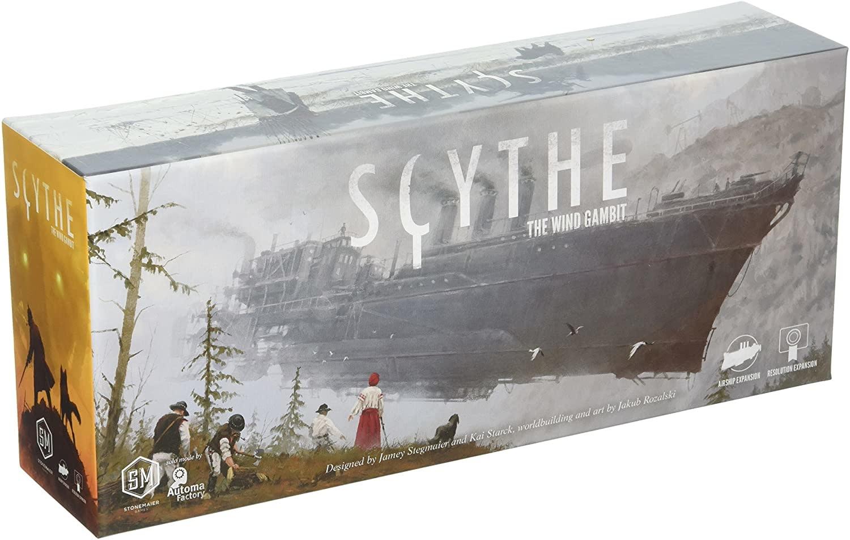 Scythe: The Wind Gambit Exp.