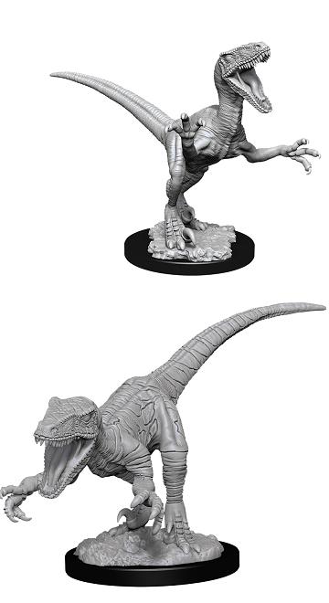 Unpainted Minis: Raptors (WV11)