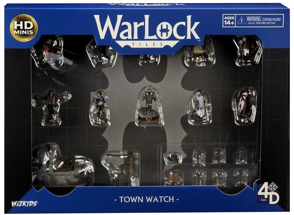 Warlock Tiles: Accessory - Town Watch