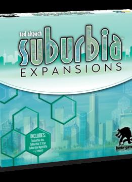 Suburbia Expansions (EN)