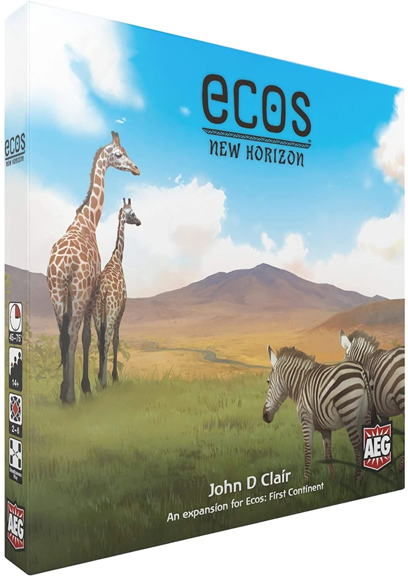 Ecos: New Horizon (EN)