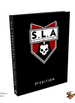 SLA Industries RPG 2nd Edition - Special Retail Edition