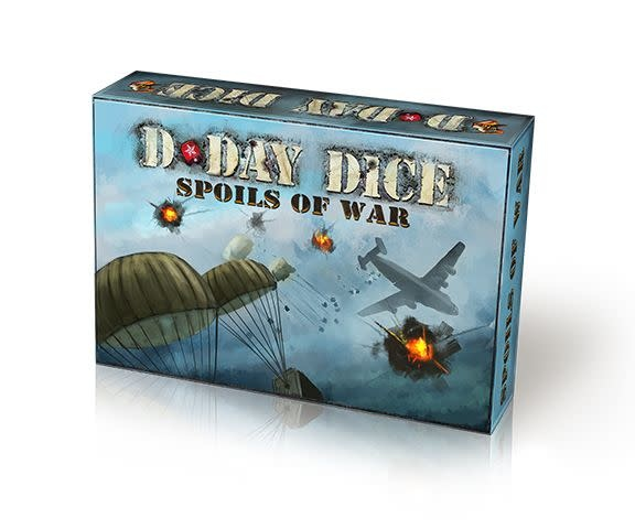 D-Day Dice: Spoils of War Exp.
