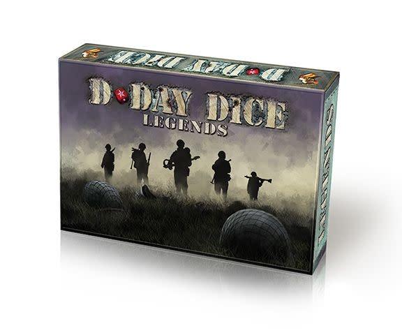 D-Day Dice: Legends Exp.