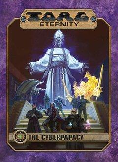 Torg Eternity: Cyberpapacy Sourcebook (HC)