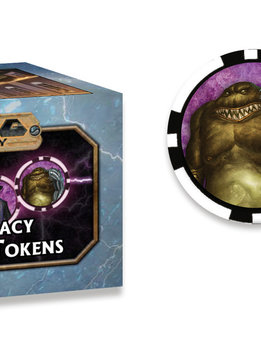 Torg Eternity: Cyberpapacy Possibility Tokens