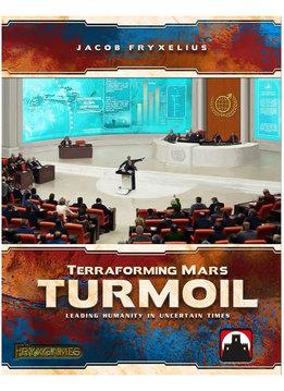 Terraforming Mars: Ext. Turmoil (FR)