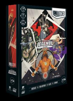 Unmatched: Combats de Légende Vol. 1 (FR)