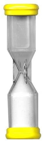 Sand Timer: 3 Minutes (Yellow)