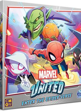 Marvel United KS Enter The Spider-Verse (Includes Spider-Ham Promo)