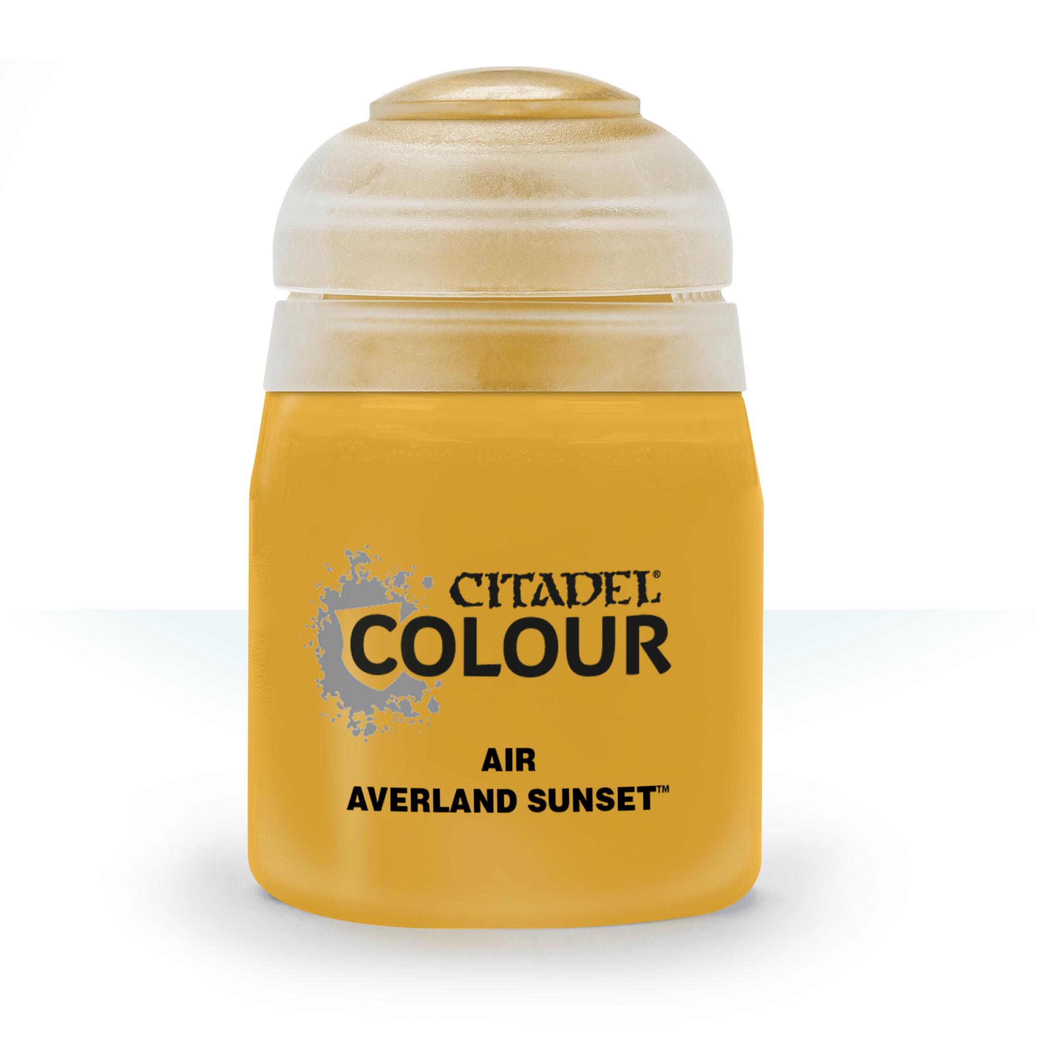 Averland Sunset (Air)