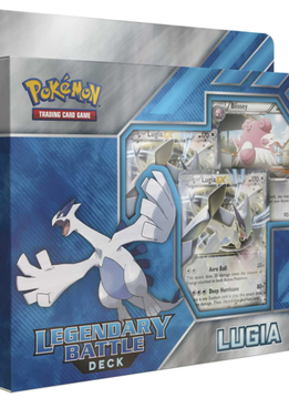 Pokemon Legendary Battle Deck - Lugia