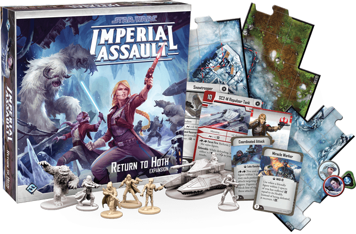 Imperial Assault: Return to Hoth Exp.