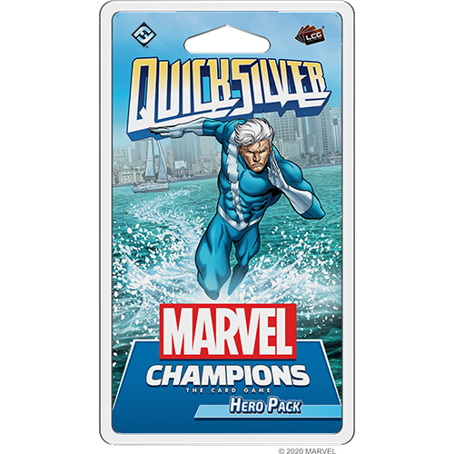 Marvel Champions: Quicksilver (FR)