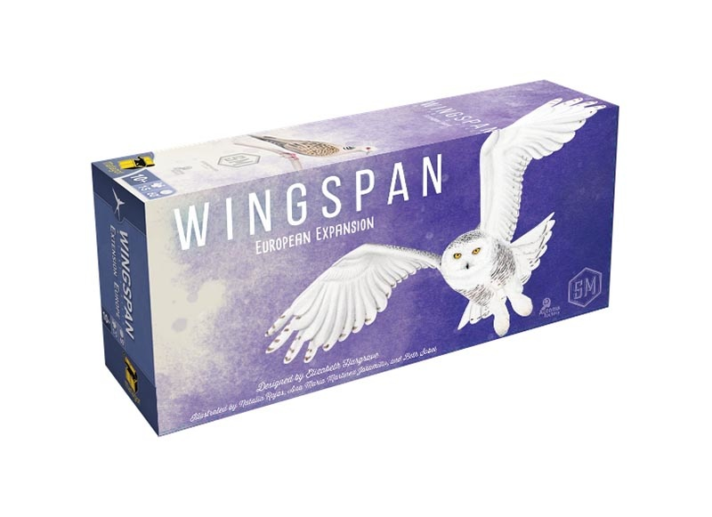 Wingspan: Extension Europe (FR)