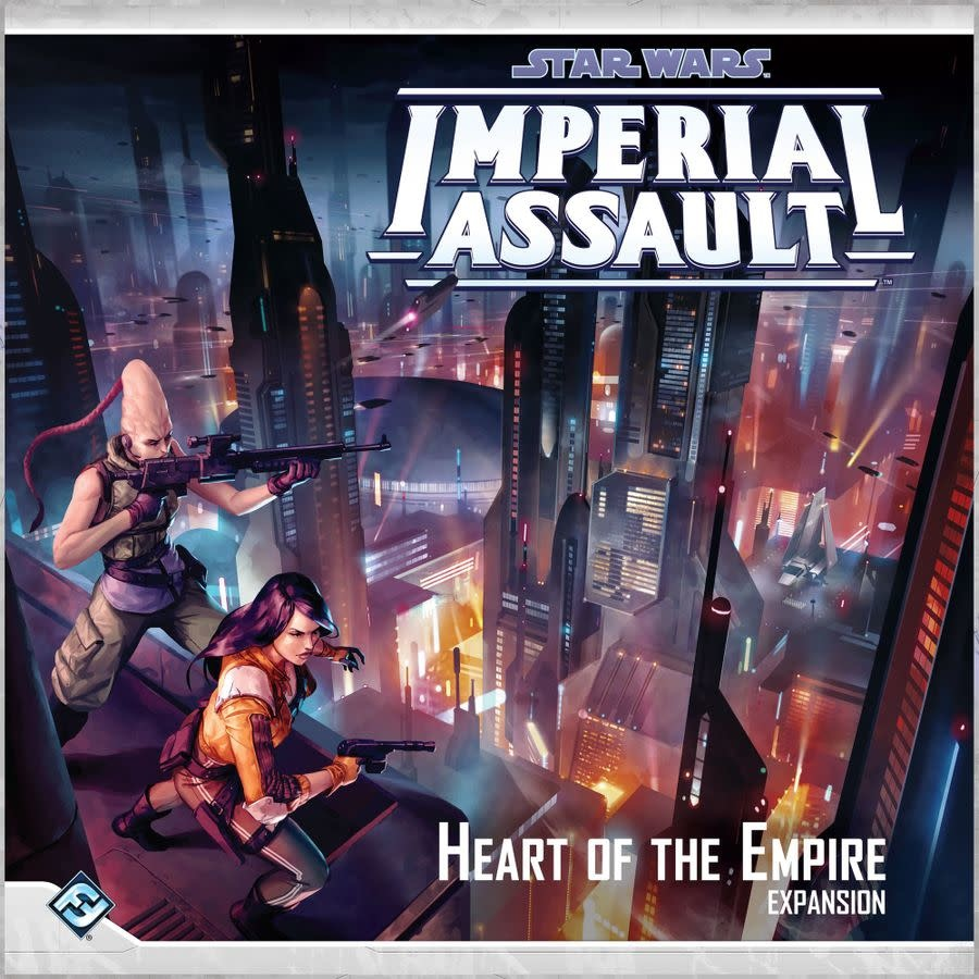 Star Wars: Imperial Assault Exp: Heart Of the Empire