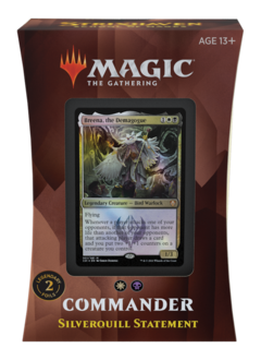 MTG Strixhaven Commander Decks 2021