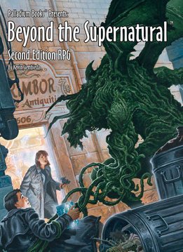 Beyond the Supernatural RPG 2nd Edition (HC)