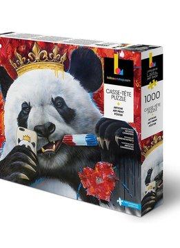 Casse-tête: Selfie Panda, Claude Thivierge (1000mcx)