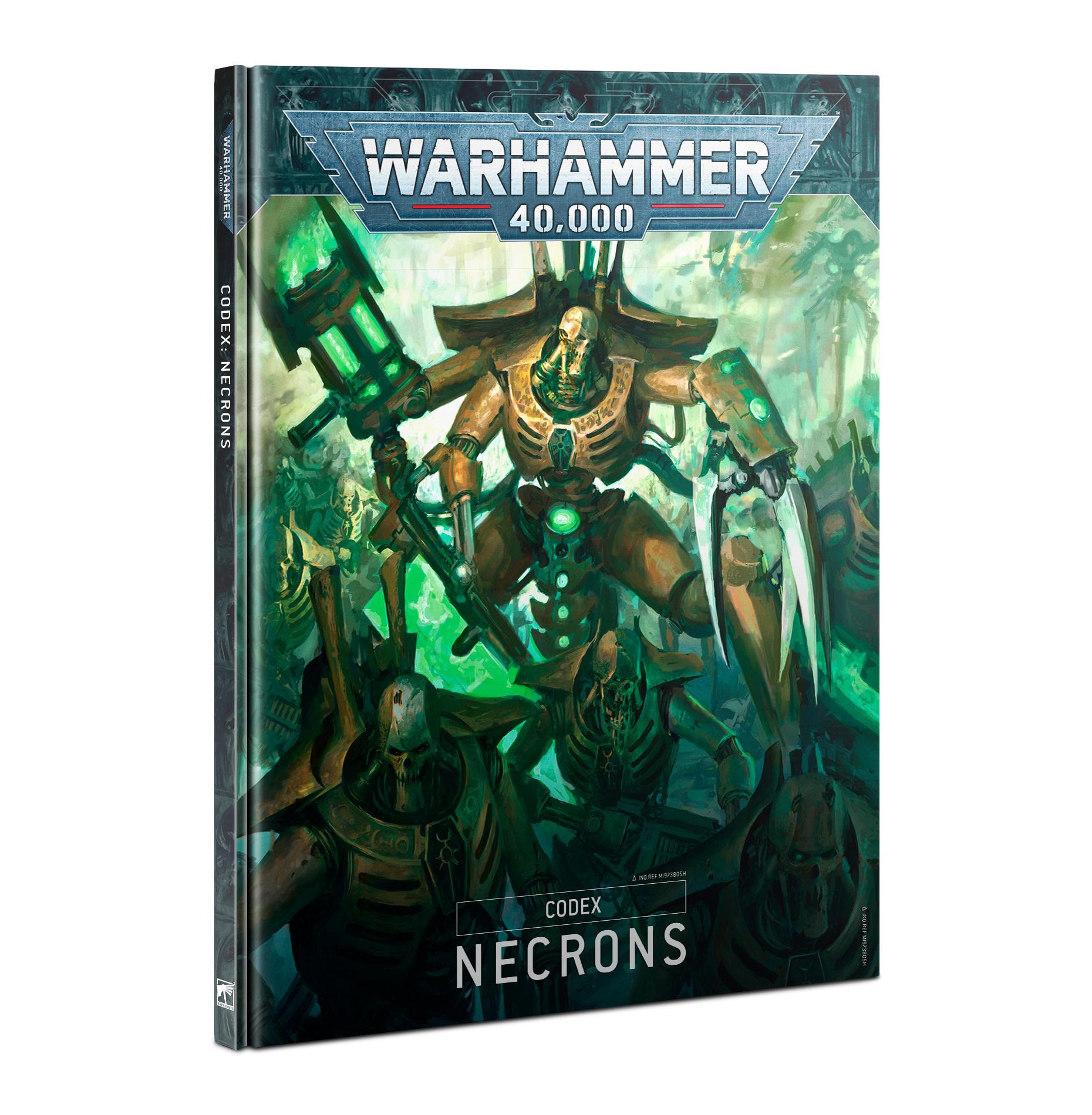 Codex: Necrons 2020 (FR)