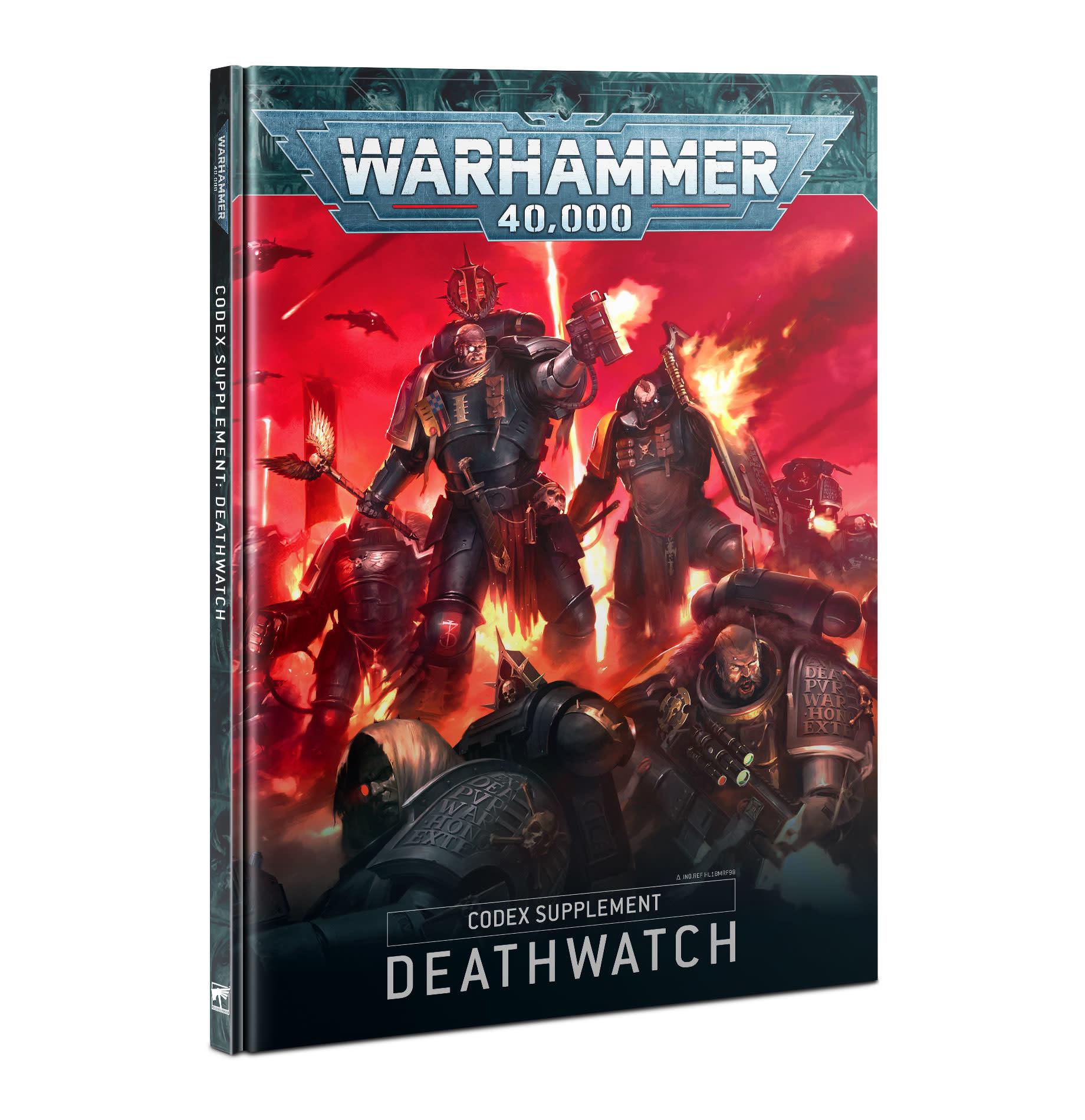 Codex: Deathwatch (Hardback) (FR)