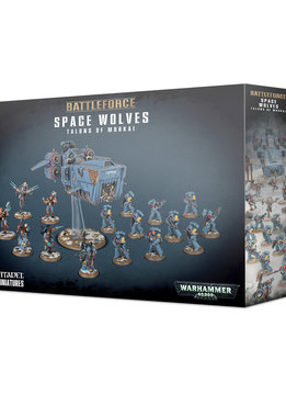 Space Wolves Talons of Morkai