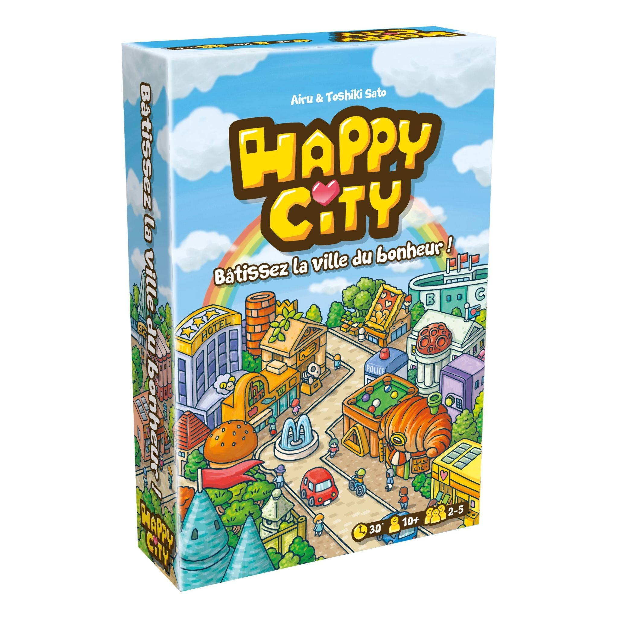 Happy City (FR)