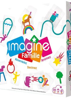 Imagine: Famille (FR)