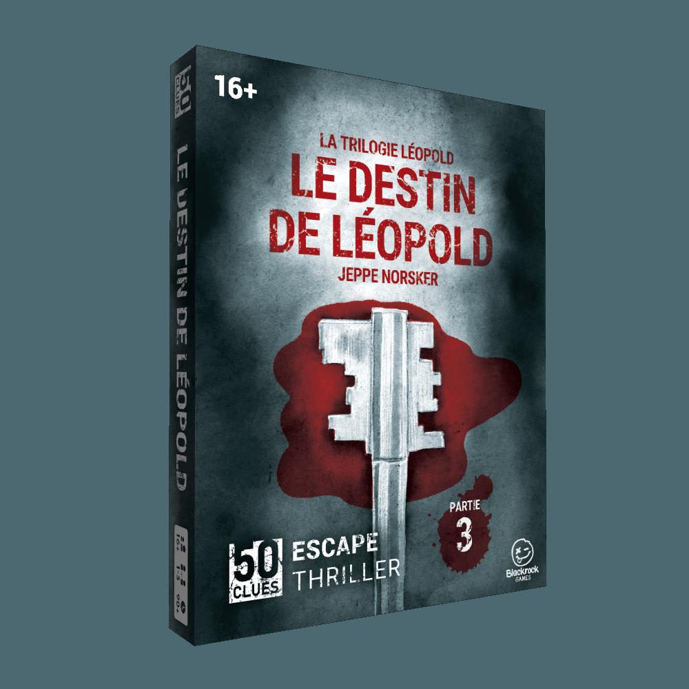 50 Clues: Le Destin de Leopold (FR)