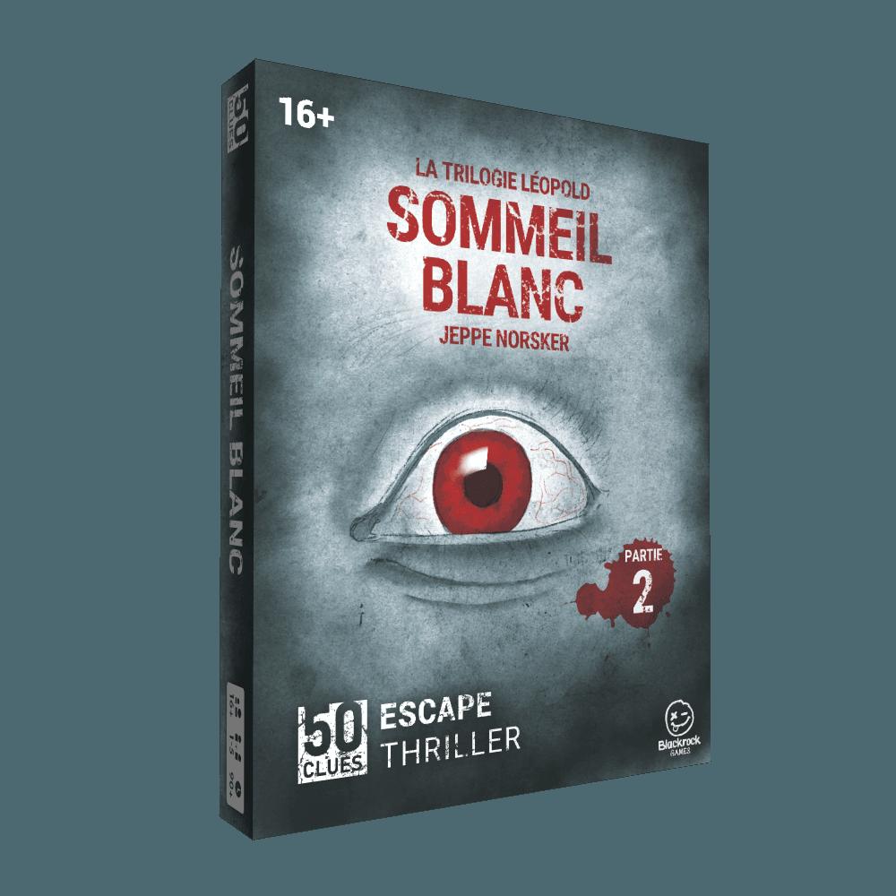 50 Clues: Sommeil Blanc (FR)
