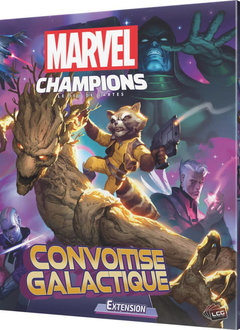 Marvel Champions: Convoitise Galactique (FR)