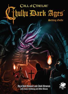 Cthulhu Dark Ages 3rd Edition (HC)