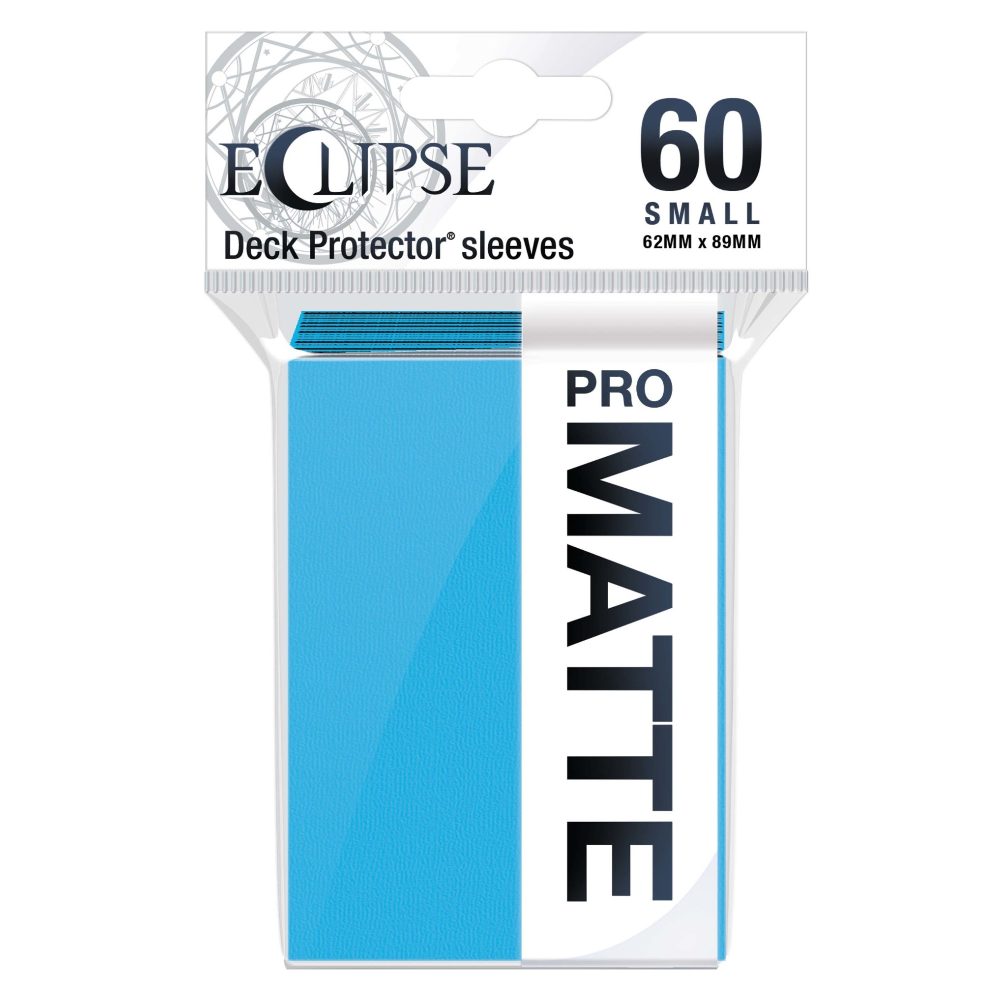 Eclipse Sky Blue Small Matte Sleeves (60ct)