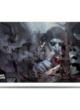 Playmat: Volo's Guide to Monsters - Dungeons & Dragons Cover Series
