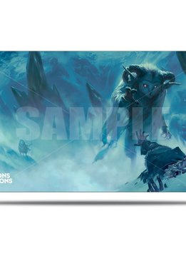Playmat: Rime of the Frostmaiden - Dungeons & Dragons Cover Series