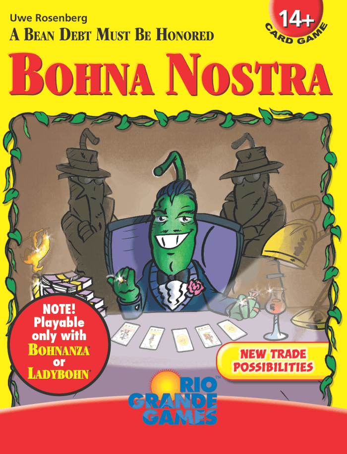 Bohnanza: Bohna Nostra (EN)