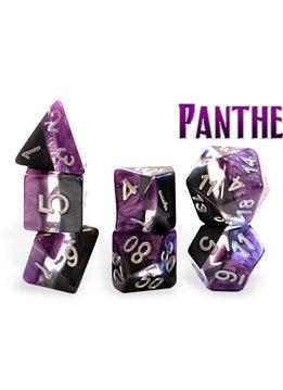 Supernova Dice: Panther 7-Dice Set