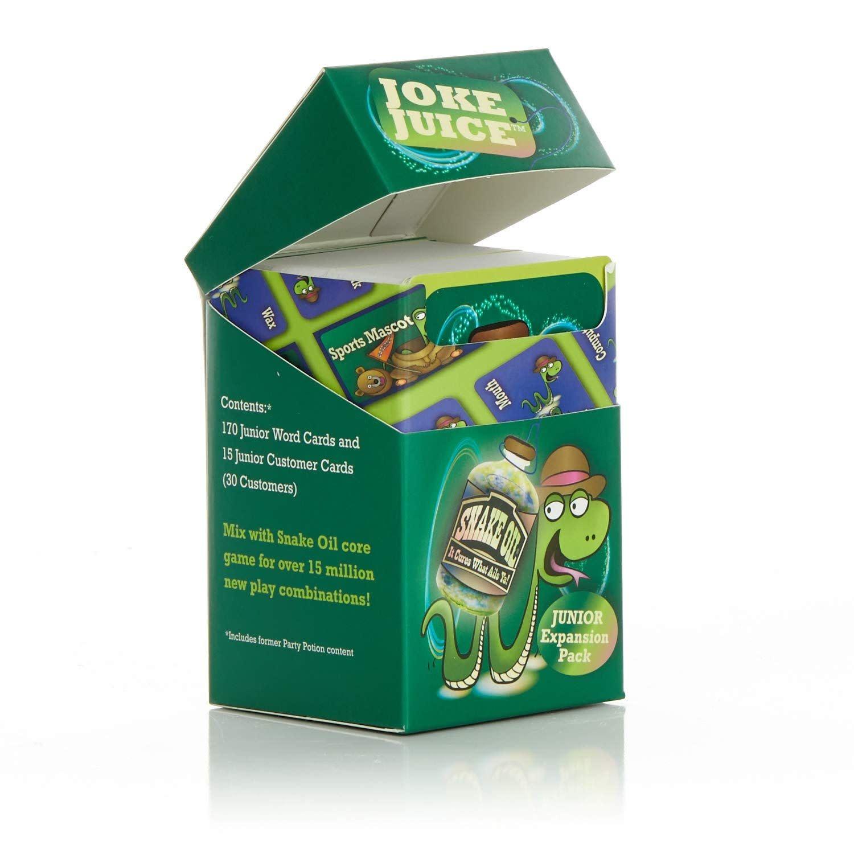 Snake Oil: Joke Juice - Junior Expansion (EN)