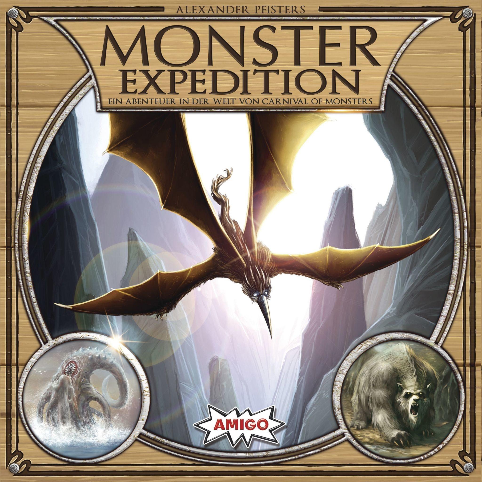 Monster Expedition (EN)