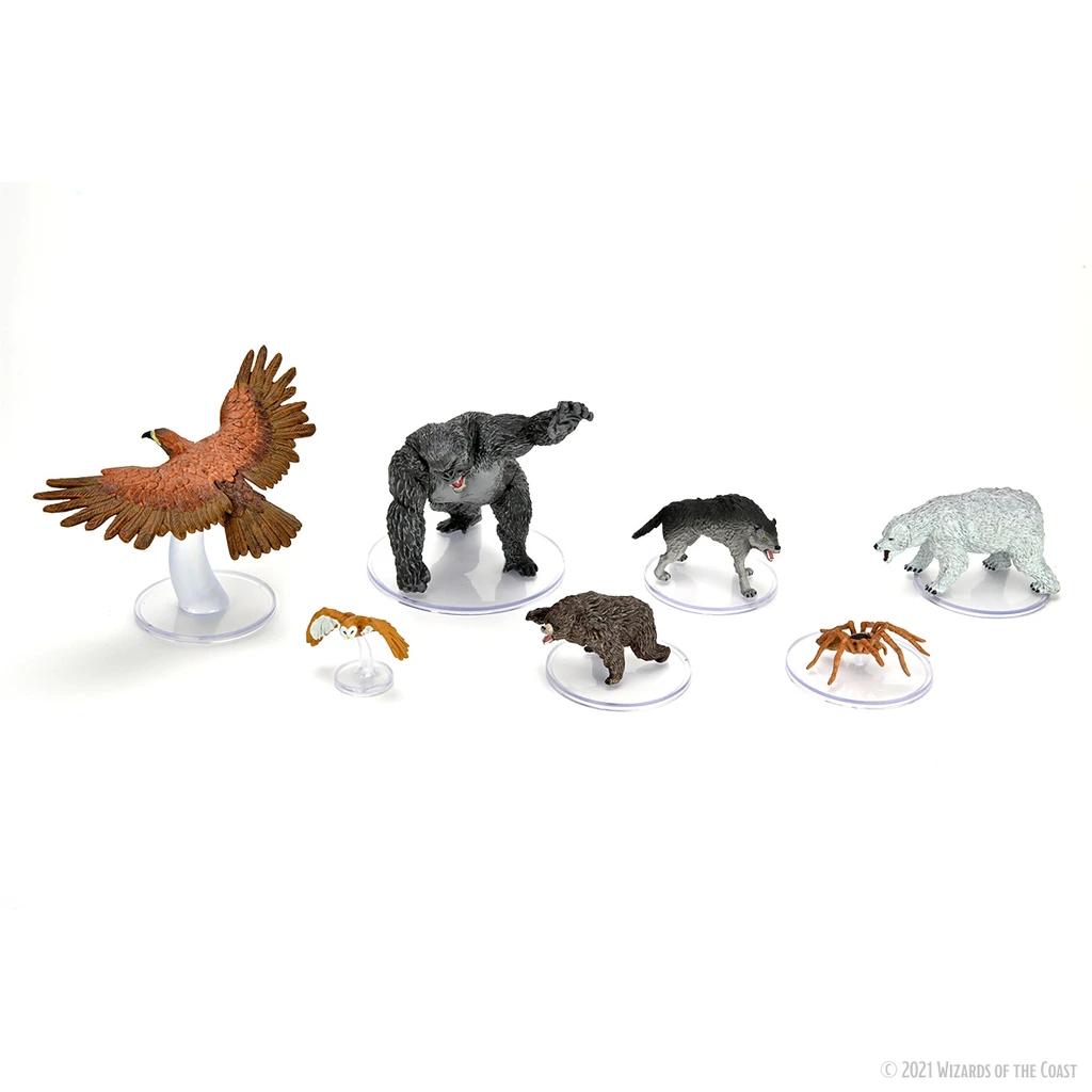 D&D Icons: Wild Shape & Polymorph Set 2