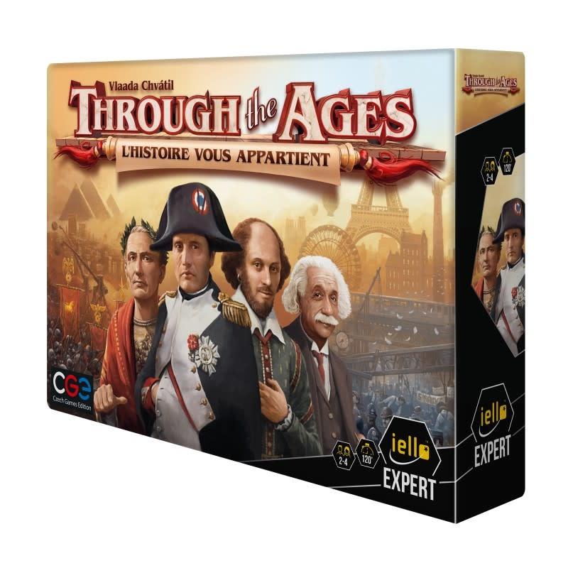 Through the Ages: L'Histoire Vous Appartient (FR)