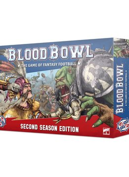 Blood Bowl: Second Season Edition (EN)