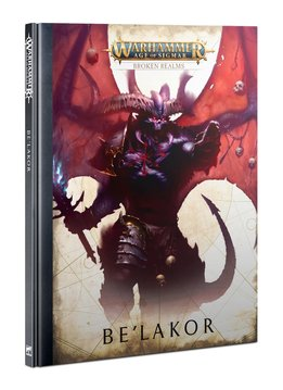 Broken Realms: Be'lakor (HB) (EN)