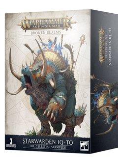 Broken Realms: Starwarden Iq-To - The Celestial Stampede