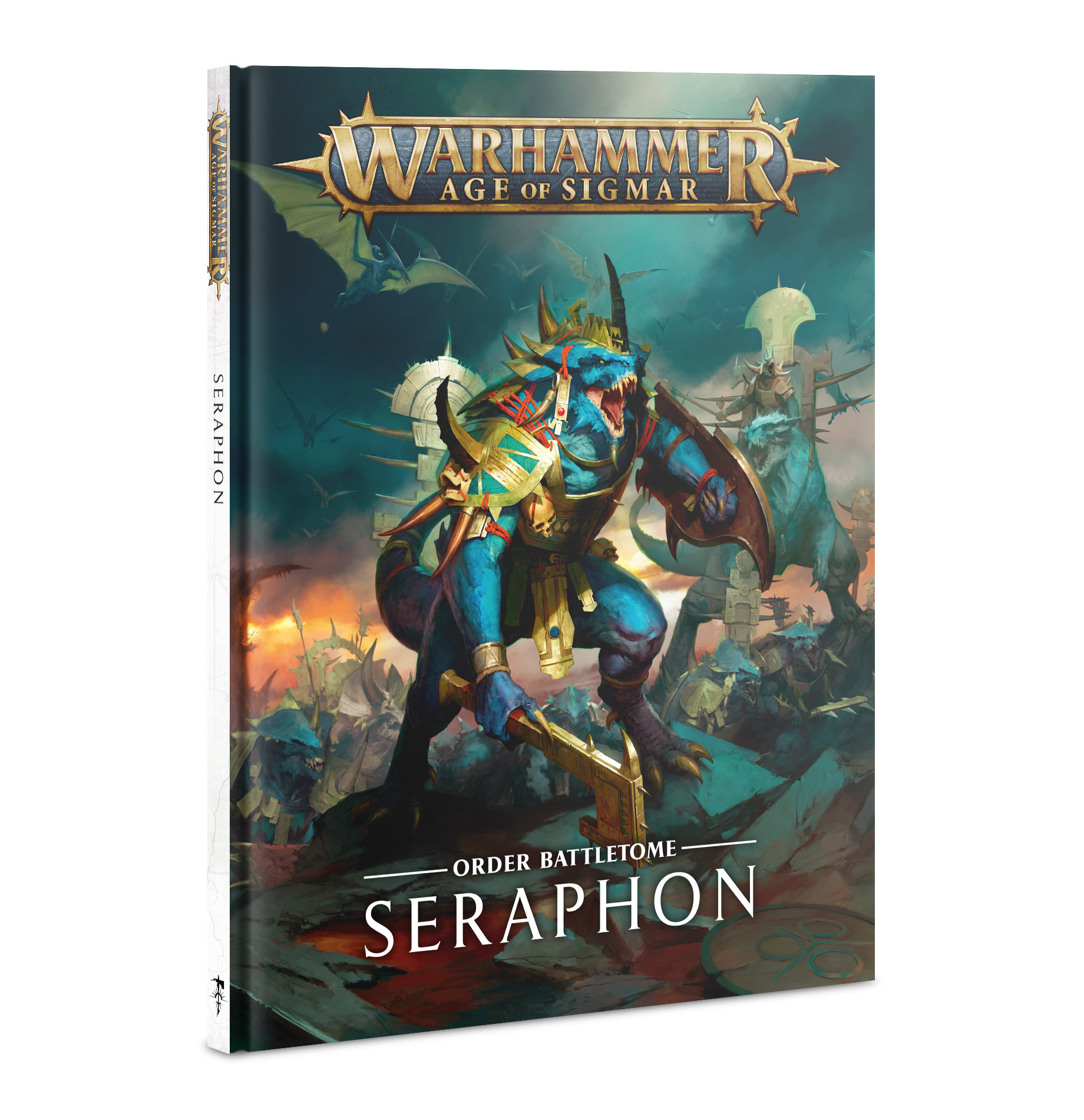 Battletome: Seraphon (FR)