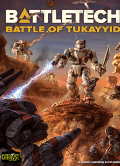 Battletech: Battle of Tukayyid (HC)